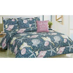 Tropical Winds High Tide Comforter Set