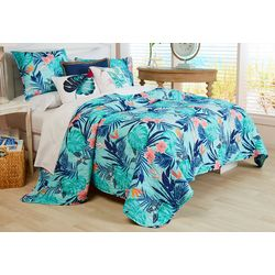 Tropic Winds Whit Sunday Quilt Set