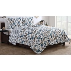 3-pc. Antigua Quilt Set