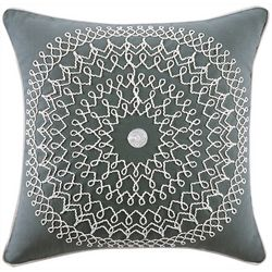 VCNY Home Cassidy Embroidered Decorative Pillow