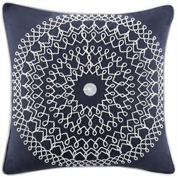 Cassidy Embroidered Decorative Pillow