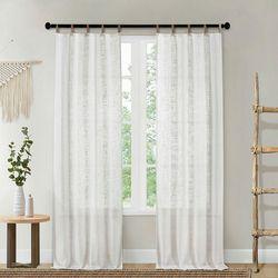Silk Home 2-pk. Beacon Curtain Panel Set