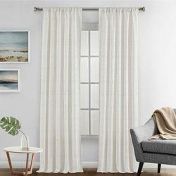 Silk Home 2-pk. Basel Curtain Panel Set