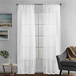 Silk Home 2-pk. Bali Curtain Panel Set
