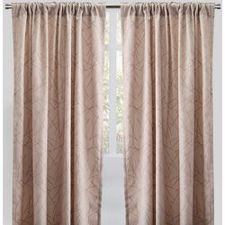 Rodeo Home 2-pk. Bailey Curtain Panel Set