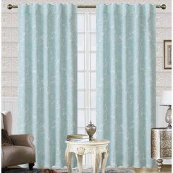 CHD Home Textiles 2-pk. Highland Curtain Panel Set