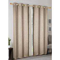 2-pk. Anelia Black Out Curtain Panel Set