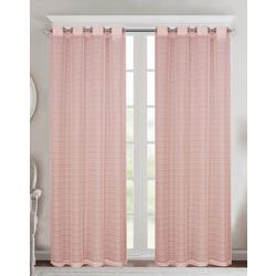 4-pk. Beaumont Sheer Curtain Panel Set