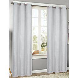 CHD Home Textiles 2-pk. Clovis Curtain Panel Set