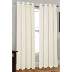 CHD Home Textiles 4-pk. Maddox Curtain Panel Set
