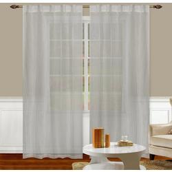 2-pc. Kelly Crinkle Curtain Panel Set