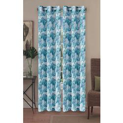 2-pc. Rachel Starfish Sheer Curtain Panel Set