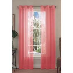 2-pc. Sea Breeze Sheer Curtain Panel Set