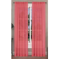 Beatrice 2-pk. Bayside Sheer Curtain Panels