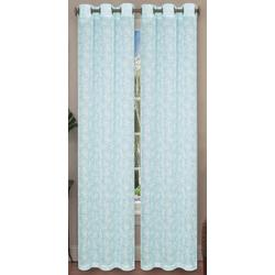 2-pc. Belize Sheer Curtain Panel Set