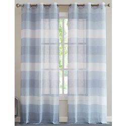 Dainty Home 2-pc. Chelsea Curtain Panel Set