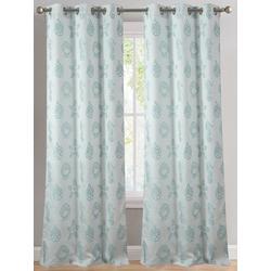 2-pc. Shell Curtain Panel Set