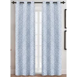 Dainty Home 2-pc. Monica Curtain Panel Set