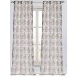 Dainty Home 2-pc. Aubree Curtain Panel Set