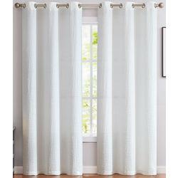 Dainty Home 2-pc. Park Avenue Curtain Panel Set