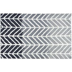 Straight and Arrows Accent Rug