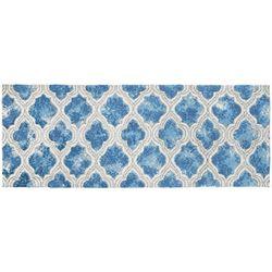 Tropix Marrakesh Tile Long Accent Rug