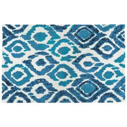 Simple Spaces Ikat 21'' x 33'' Accent Rug