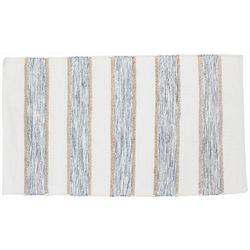 Thro Lefort Striped Accent Rug