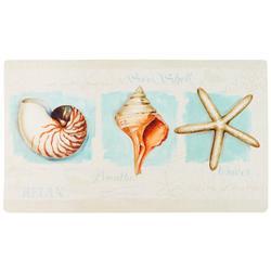 Coastal Jewels Indoor Floormat