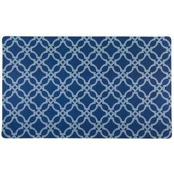 Mohawk Edo Navy Indoor Floormat