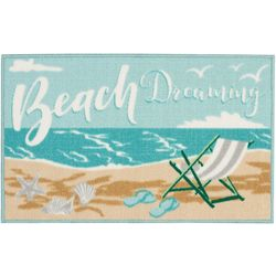 Beach Dreaming Accent Rug