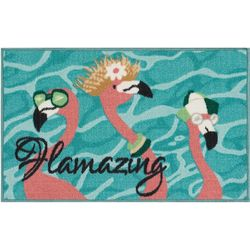 Essential Elements Flamazing Accent Rug