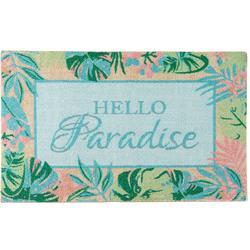 Enhance Hello Paradise Accent Rug