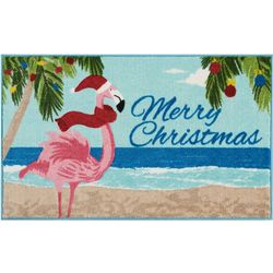 Nourison Flamingo Beach Accent Rug