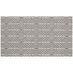 Calvin Klein Pradash Diamond Pattern Accent Rug