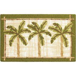 Nourison Palm Trees Accent Rug