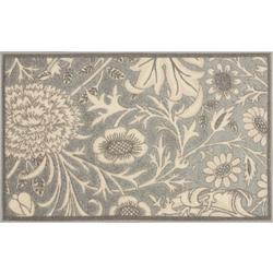 Floral Sketch Accent Rug