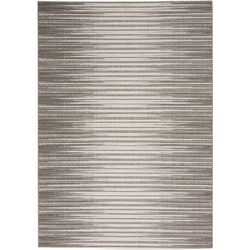 Nourison Quarry Key Largo Abstract Stripe Area Rug