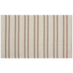 Calvin Klein Striped Pradash Accent Rug