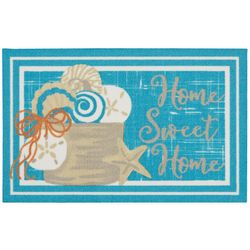 Nourison Home Sweet Home Shells Accent Rug