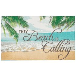 Beach Is Calling Accent Rug