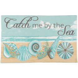 Catch Me By The Sea Accent Rug