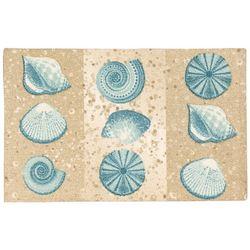 Nourison Shells Accent Rug