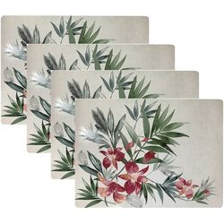 4-pc. Frida Cork Placemat Set