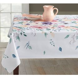 Benson Mills Emme Peach Tablecloth