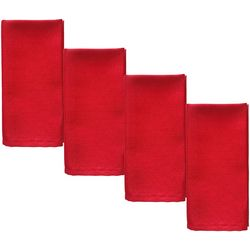 Benson Mills 4-pc. Solid Napkin Set