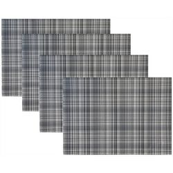 Benson Mills 4-pc. Oxford Placemats Set