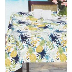 Pineapple Palms Tablecloth