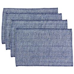 Homewear 4-pc. Homespun Placemat Set
