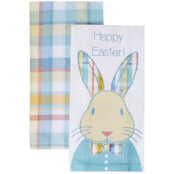 Homewear 2-pc. Happy Easter Bunny Kitchen Towel Set